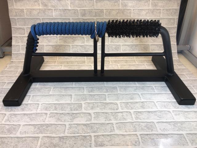 鉄製 OWLパーチ  半ロープ、半人工芝仕様 Mサイズ