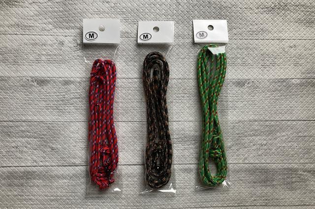 ザイルリーシュ Mサイズ 小型~中型猛禽類繋留用紐