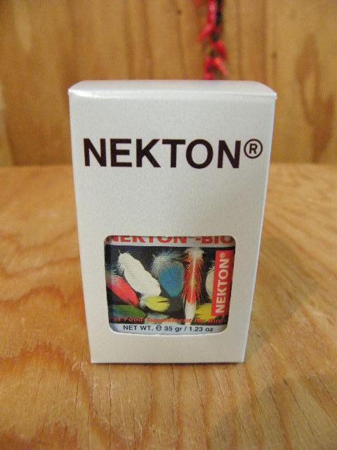 (飼育用品・サプリメント)ネクトンバイオ NEKTON BIO 35g