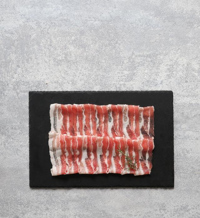 福豚バラ肉しゃぶしゃぶ