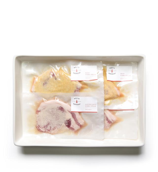 福豚味噌漬け・塩麹漬けギフト