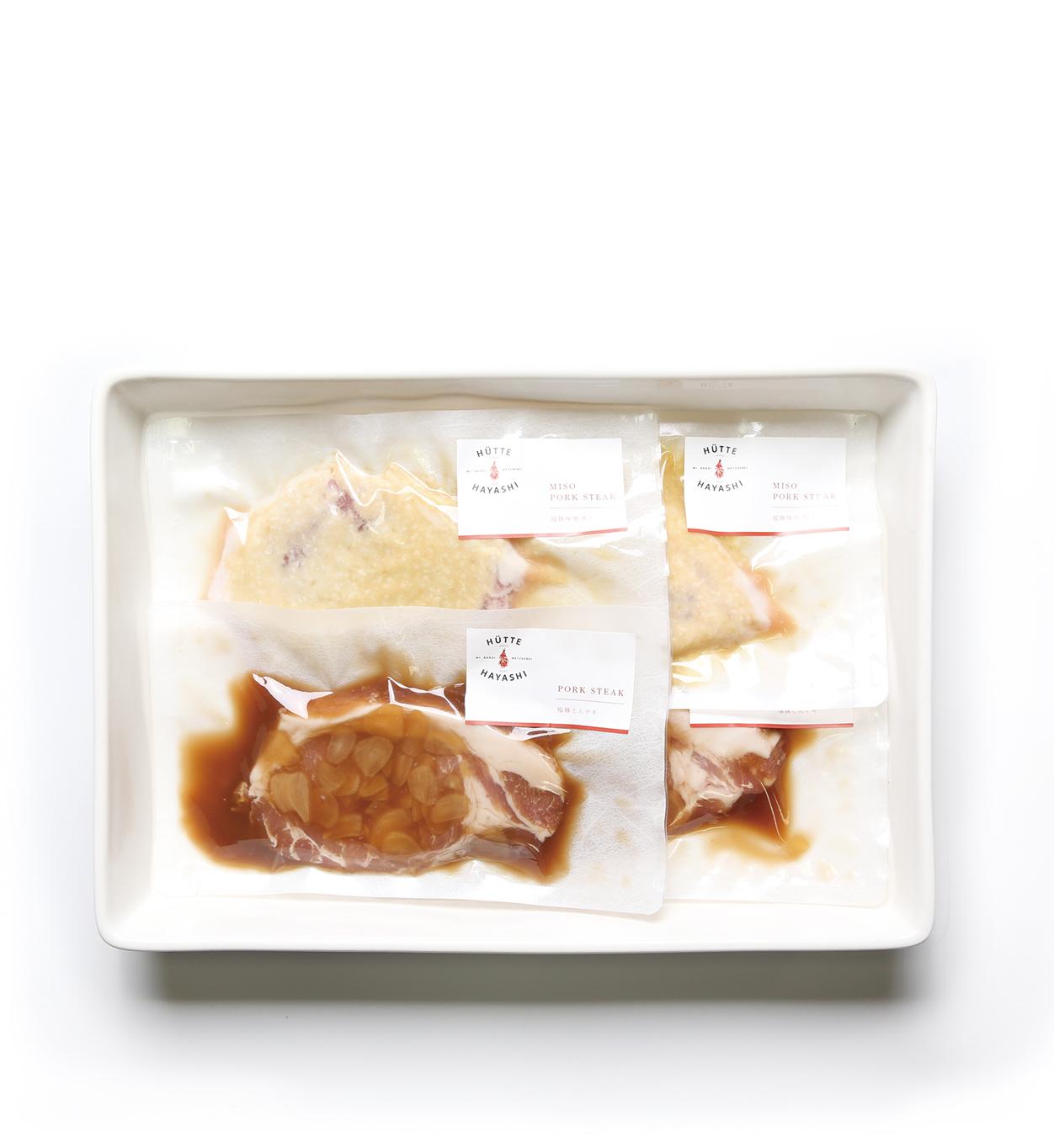 福豚とんてき・味噌漬けギフト