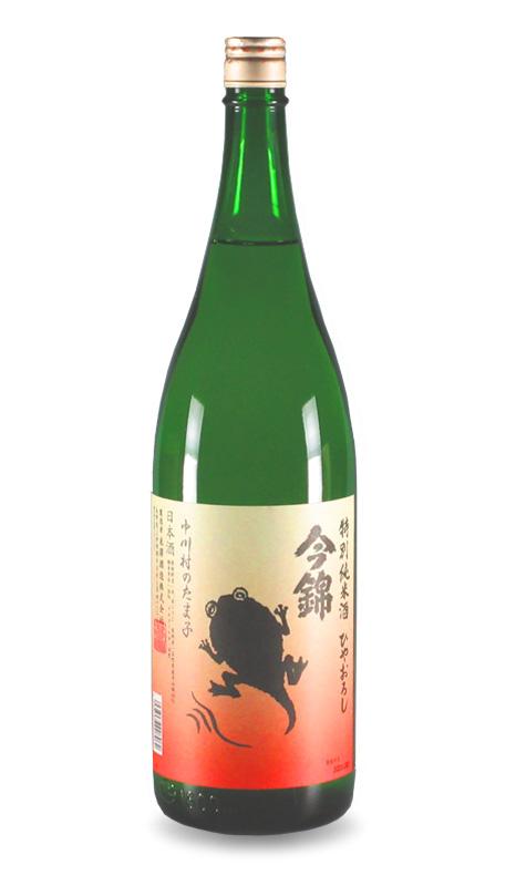 今錦中川村のたま子ひやおろし1800