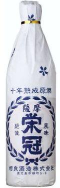 薩摩栄冠原酒720