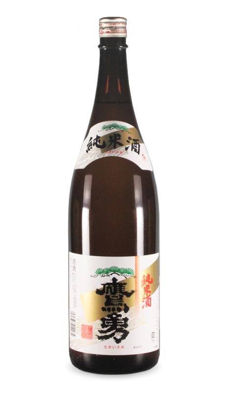 鷹勇純米酒1800