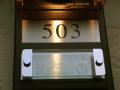 サイズオーダーOK 100平方cm以下 シルバー 高級感ある装飾金具付き