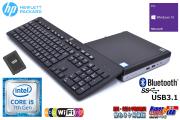 高速WiFi 新品SSD 中古パソコン HP ProDesk 400 G3 DM Core i5 7500T (2.70GHz) メモリ8G Bluetooth USB3.1 Windows10リカバリ付