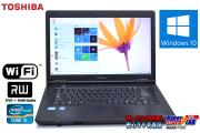 メモリ8G Windows10 中古ノートパソコン 東芝 dynabook Satellite B551/D Core i5 2520M (2.50GHz) HDD500G マルチ Wi-Fi 15.6インチ