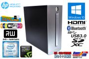 中古パソコン HP Envy 750-180jp Core i7 6700K GeForceGTX メモリ16G SSD256G HDD2000G Wi-Fi Bluetooth Windows10