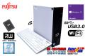 中古パソコン 新品SSD512G 富士通 ESPRIMO D956/P Core i5 6500 Wi-Fi メモリ8G Windows10 マルチ USB3.0
