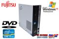WindowsXP シリアル/パラレル 中古パソコン 富士通 ESPRIMO D751/C 4コア Core i5 2400 メモリ4G HDD500G リカバリ領域あり