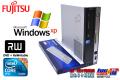 WindowsXP 中古パソコン 富士通 ESPRIMO D750/A Core i5 650 (3.20GHz) メモリ2G HDD320GB DVDマルチ リカバリ付属