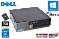 小型 デスクトップ DELL OPTIPLEX 9020 USFF Core i3 4150 メモリ8G 新品SSD256G マルチ USB3.0 Windows10