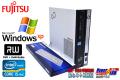 WindowsXP シリアル/パラレル 中古パソコン 富士通 ESPRIMO D751/C クアッドコア Core i5 2400 (3.10GHz) メモリ4G マルチ DtoD有