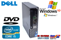 WindowsXP 小型 中古パソコン DELL OPTIPLEX 790 クアッドコア Core i5 2400S (2.50GHz) メモリ4G HDD320GB DVD-ROM Windows7