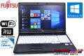 中古ノートパソコン 富士通 LIFEBOOK A561/D Celeron B710(1.60GHz) 15.6型 メモリ4G WiFi マルチ テンキー Windows10 64bit