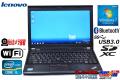 中古ノートパソコン レノボ ThinkPad X230 Core i5 3230M (2.60GHz) メモリ4G WiFi Bluetooth カメラ Windows7