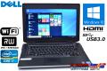 堅牢ノートパソコン Windows10 64bit DELL Latitude E6430 ATG Core i7-3540M (3.00GHz) メモリ4G マルチ WiFi USB3.0