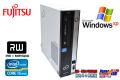 WindowsXP DtoD シリアル パラレル 中古パソコン 富士通 ESPRIMO D751/D 4コア Core i5 2400 (3.10GHz) メモリ4G HDD500G マルチ