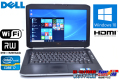 Windows10 64bit 14型HD+ DELL Latitude E5420 Core i7 2620M(2.70GHz) メモリ4G マルチ WiFi 中古ノートパソコン