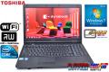 美品 SSD搭載ノートパソコン TOSHIBA dynabook Satellite L47 266E/HD Core i5 560M(2.66GHz) メモリ4G WiFi マルチ 15.6型液晶 Windows7 64bit