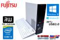 Windows10 64bit 中古パソコン 富士通 ESPRIMO D583KX 第4世代 Core i5-4590(3.30GHz) メモリ4G HDD500GB マルチ USB3.0 Windows8.1