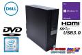 DELL OPTIPLEX 3040 SF 中古パソコン Core i5 6500T メモリ8G 新品SSD256G DVD HDMI Windows10
