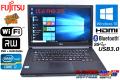 メモリ16GB 中古ノートパソコン IPS フルHD 富士通 LIFEBOOK A743/G Core i7 3540M(3.00GHz) Windows10 マルチ WiFi USB3.0