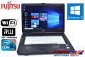 富士通 ノートパソコン LIFEBOOK A550/B Core i5 560M(2.66GHz) Windows10 メモリ2G WiFi マルチ 15.6型HD+液晶