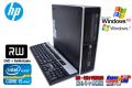 WindowsXP 中古パソコン HP 8200 Elite SF Core i5 2500 (3.30GHz) メモリ4G HDD500G マルチ Windows7リカバリ付