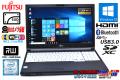 良品 フルHD SSD 第6世代 Core i7 6600U (2.60GHz) 中古ノートパソコン 富士通 LIFEBOOK A746/P メモリ8G Windows10 Pro 64bit リカバリ付 マルチ WiFi(11ac) USB3.0 BT カメラ