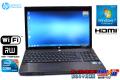 良品 中古ノートパソコン Core i5 480M (2.66GHz) HP ProBook 4520s メモリ4GB マルチ WiFi Windows7 32bit