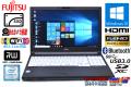 美品 SSD フルHD 第6世代 Core i7 6600U (2.60GHz) 中古ノートパソコン 富士通 LIFEBOOK A746/P メモリ4G Windows10 Pro 64bit マルチ WiFi(11ac) Bluetooth カメラ