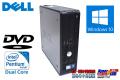 中古パソコン DELL OPTIPLEX 380 DualCore Pentium E5400 (2.70GHz) Windows10 64bit メモリ2GB DVD-ROM HDD250GB