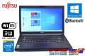 カメラ Bluetooth 中古ノートパソコン 富士通 LIFEBOOK A553/H Celeron 1000M (1.80GHz) Windows10 64bit メモリ4GB マルチ WiFi