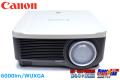 Canon パワープロジェクター WUX6000 6000ルーメン WUXGA ランプ使用409H リモコン 取説 専用ケース付属