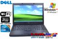 WindowsXP 良品 中古ノートパソコン DELL Latitude E6510 Core i7 620M (2.66GHz) メモリ4G マルチ WiFi 15.6型液晶 Windows7リカバリ付