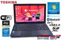 Windows7 32bit 中古ノートパソコン 東芝 dynabook Satellite B554/M Core i5 4310M (2.70GHz) メモリ4G WiFi マルチ USB3.0 Bluetooth Windows8.1リカバリ付