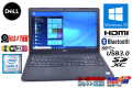美品 Windows10 Pro 中古ノートパソコン DELL Latitude 3580 Core i5 7200U (2.50GHz) メモリ8G HDD500G 高速WiFi USB3.0 Bluetooth カメラ