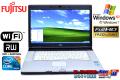 フルHD WindowsXP 中古ノートパソコン 富士通 LIFEBOOK E780/B Core i7 640M (2.80GHz) メモリ4G マルチ WiFi Windows7/XPリカバリ付