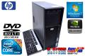 メモリ8G搭載 タワー型ワークステーション HP Z200 Core i5 680(3.60GHz) HDD500Gx2 RAID可能 Quadro580 Windows7 64bit