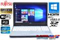 メモリ8G フルHD 中古ノートパソコン 富士通 LIFEBOOK E742/E Core i7 3520M (2.90GHz) Windows10 64bit マルチ WiFi USB3.0