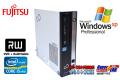 WindowsXP シリアル/パラレル 中古パソコン 富士通 ESPRIMO D751/C クアッドコア Core i5 2400 (3.10GHz) メモリ4G マルチ DtoD領域あり
