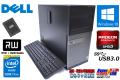 メモリ16GB 新品SSD512G ミニタワー DELL OPTIPLEX 9020 MT 4コア8スレッド Core i7 4770 (3.40GHz) Windows10 64bit USB3.0 マルチ RADEON