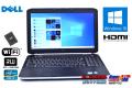 新品SSD 中古ノートパソコン デル Latitude E5520 Core i5 2520M (2.50GHz) Windows10 64bit メモリ4G マルチ WiFi テンキー
