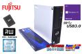 新品SSD 中古パソコン 富士通 ESPRIMO D587/R 第6世代 Core i5 6500 (3.20GHz) メモリ8G Windows10Pro 64bit マルチ USB3.0