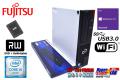 中古パソコン 富士通 ESPRIMO D586/M 第6世代 Core i5 6600 (3.30GHz) メモリ8G 新品SSD Wi-Fi Windows10 マルチ USB3.0