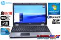 中古ノートパソコン HP ProBook 6550b 4コア8スレッド Core i7 720QM (1.60GHz) メモリ4G マルチ HDD500G WiFi カメラ BT Windows7 64bit