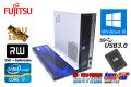 メモリ16G 中古パソコン 富士通 ESPRIMO D582/F 4コア8スレッド Core i7 3770 (3.40GHz) SSD240G Windows10 マルチ USB3.0