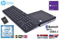 中古パソコン HP ProDesk 400 G3 DM Core i5 7500T 高速WiFi 新品SSD メモリ8G Bluetooth USB3.1 Windows10リカバリ付